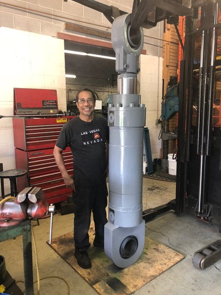 Hydraulic Equipment Repair Service