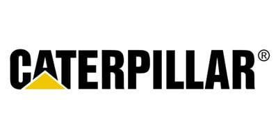 Caterpillar logo hydraulic repair service