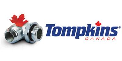 Tompkins company logo