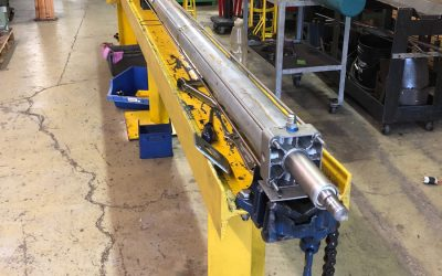 The definitive test for Hydraulic Cylinders